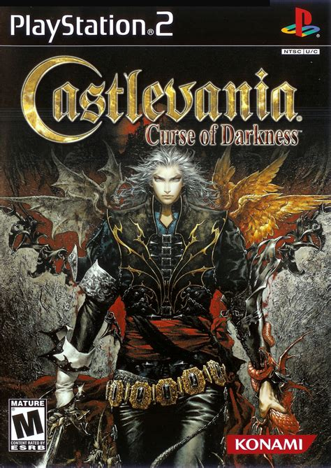 Castlevania Curse Of Darkness Details Launchbox Games