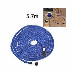 Tuyau Arrosage Extensible 50 M : tuyau d 39 arrosage 2 5 m extensible 8 m tres r tractable anti n ud bleu ~ Melissatoandfro.com Idées de Décoration