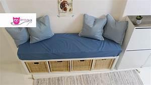 Ikea Hack Regal : sitzbank mit bezug und kissen ikea hack diy eule youtube ~ A.2002-acura-tl-radio.info Haus und Dekorationen