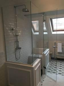 Cabine De Douche En Verre : cabine de douche en verre saint gilles ~ Zukunftsfamilie.com Idées de Décoration