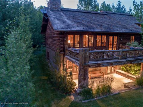 5 Beautiful Mountain Homes In Sun Valley