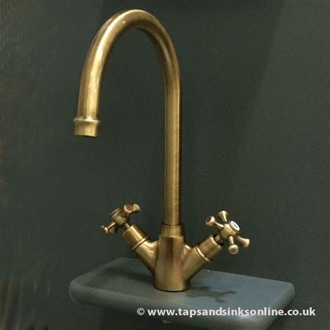San Marco Venice Kitchen Tap Bronze and Fittings from Only