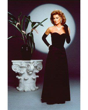 STEPHANIE BEACHAM AS SABELLA 'SABLE' SCOTT COLBY FROM THE ...