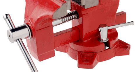 attach  bench vise ehow uk