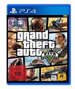 Rumour: Grand Theft Auto V Caught On PS4 - Push Square