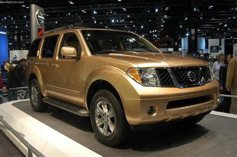 2005 Nissan Pathfinder Engine by 2005 Nissan Pathfinder Technical Specifications And Data