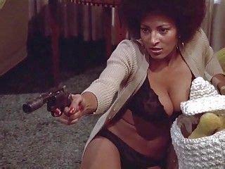 leni wesselman bikini pam grier blaxploitation african american vintage misc