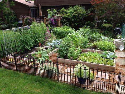 Organic Kitchen Garden In Wny, Zone 5b 2013 Garden