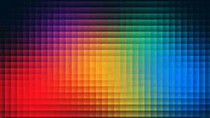 va54-rainbow-pixels-pattern - Papers co