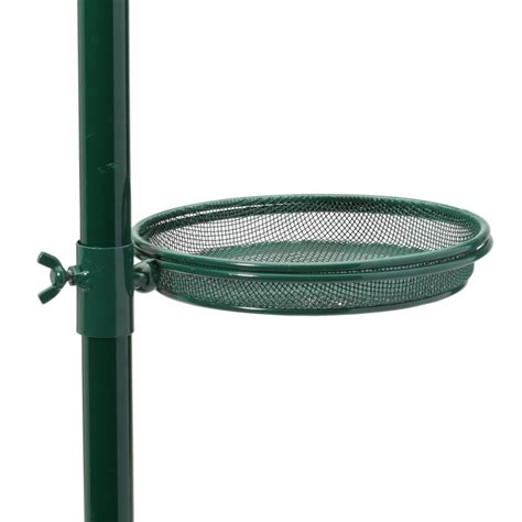 mesh bird food feeding tray rspb wild bird feeders