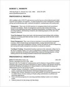 mba resume template 11 free sles exles format download free premium templates