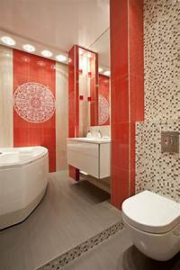 awesome carrelages brun 70s salle de bains images design With carrelage design