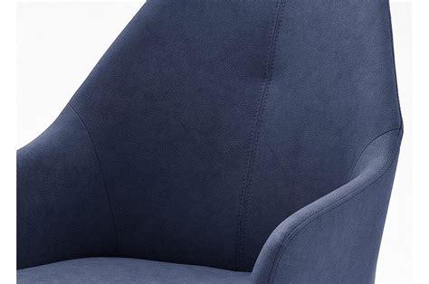 chaises design avec accoudoirs pied inox pour salle  manger