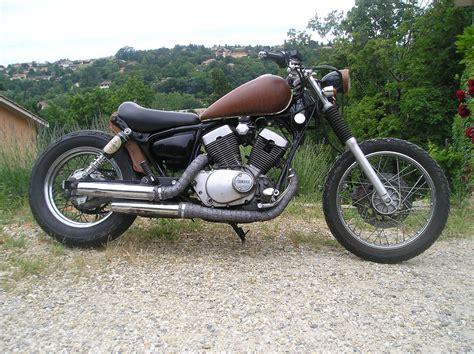 Motorcycle, Yamaha Virago