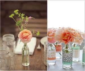 wine bottle centerpieces 15 unique alternative ways to display your wedding