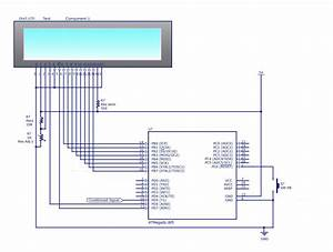 Atmega8 Frequency Counter