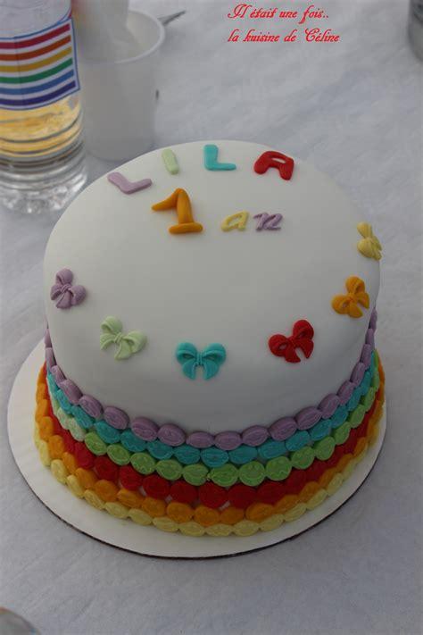 rainbow cake g 226 teau arc en ciel il 233 tait une fois la kuisine de c 233 line