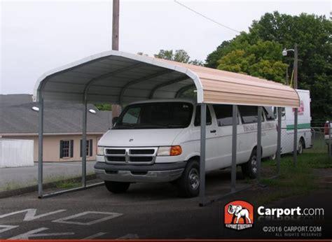 One Car Carport 12x21 Regular Roof Get Metal Carport Pricing