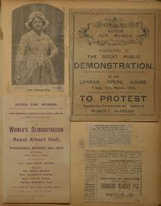 Women's Suffrage | Special Collections & Archives ...