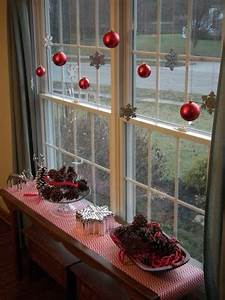 Fensterbank Weihnachtlich Dekorieren : fensterdeko f r weihnachten wundersch ne dezente und tolle beispiele it 39 s beginning to look ~ Eleganceandgraceweddings.com Haus und Dekorationen