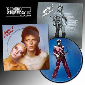 Record Store Day Takes David Bowie 39 S 39 Pin Ups 39 Back Into