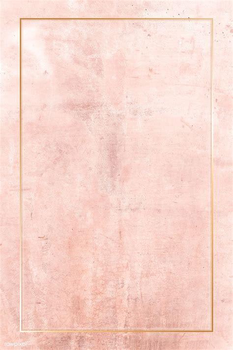 premium psd  blank pink rectangle frame
