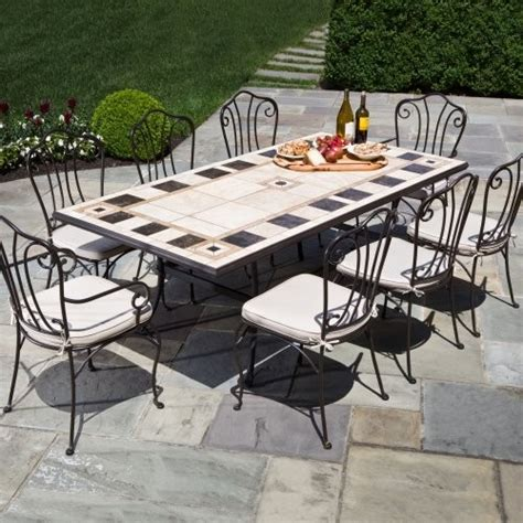 dining table outdoor dining table seats 8