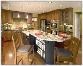 kitchen island seats 6 pictures of kitchen islands with table seating home design ideas