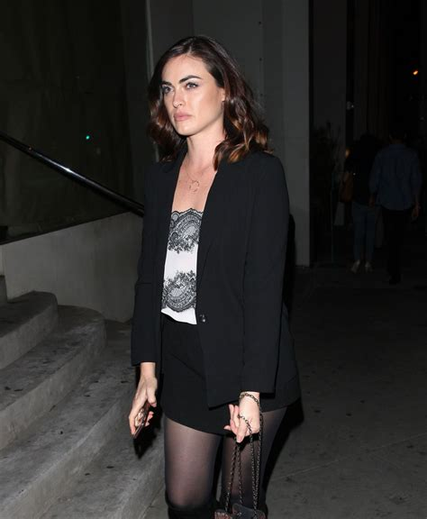 phoebe tonkin  catch la  west hollyeood
