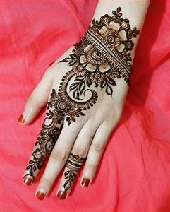 Latest Bridal Mehndi Designs 2017 For Girls & Women ...