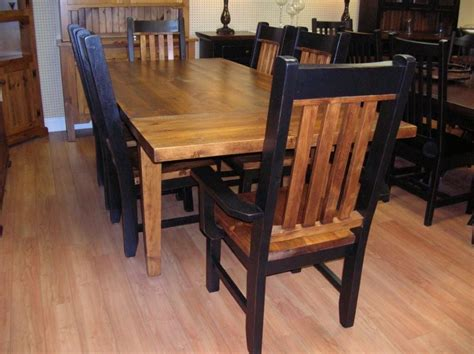 rustic kitchen furniture rustic kitchen table with bench house interior design