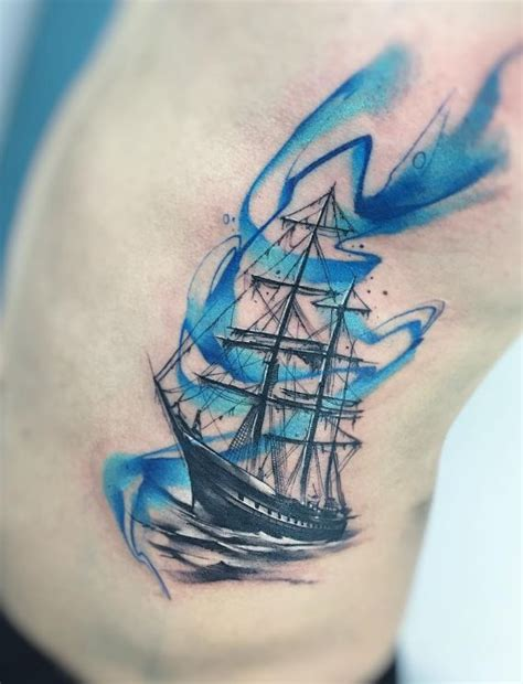 50+ Pirate Tattoo Designs and Ideas - Tats 'n' Rings