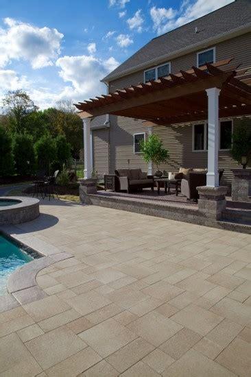 umbriano pool deck  copthorne raised patio