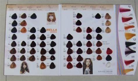 China Color Chart (56shades)
