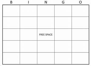 free bingo card template large printable blank bingo With bingo sheet template