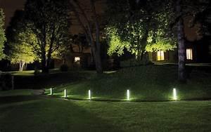 Eclairage Exterieur Jardin : eclairage led jardin luminaire design en solde ~ Melissatoandfro.com Idées de Décoration
