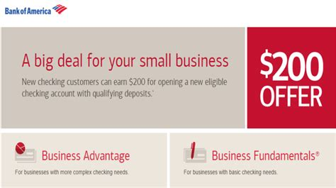 bank  america business checking review