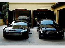 Photos of World's Most Beautiful & Expensive Garages on