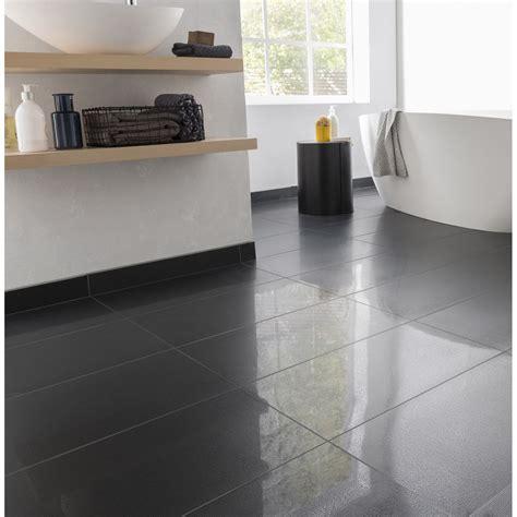 carrelage sol cuisine leroy merlin carrelage sol et mur noir effet uni piano l 30 x l 60 cm