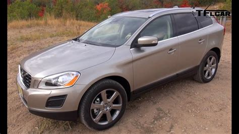 volvo xc  awd  drive review youtube