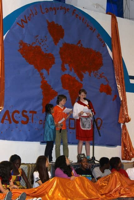 World Language Festival – Day 1 – Welcome to our French ...