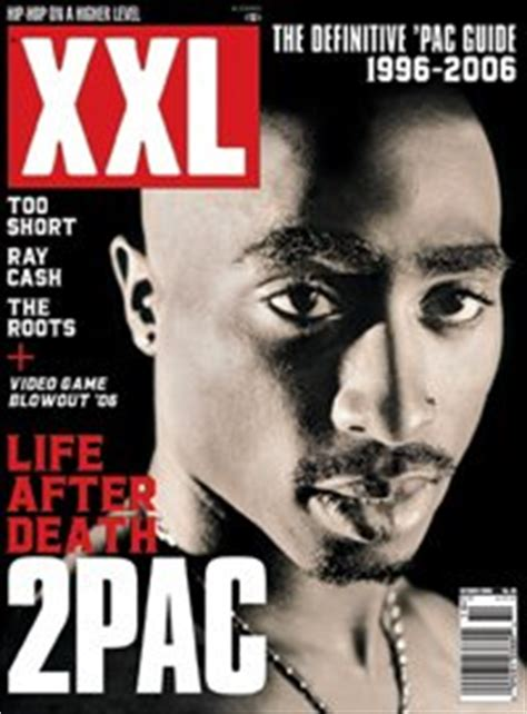 Is Tupac Shakur Alive? Xxl Cover The Definitive Pac Guide