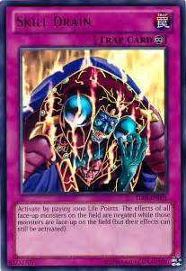 skill drain yu gi oh it s time to duel