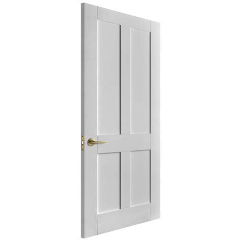 white shaker doors liberty white primed shaker door 1058