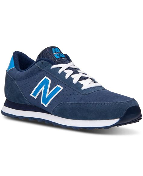 New Balance Men's 501 Casual Sneakers From Finish Line in