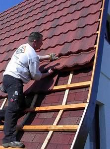 Dach Trapezblech Verlegung : metalldach decra coversys alternative zum blechdach trapezblech prefa dach ebay ~ Whattoseeinmadrid.com Haus und Dekorationen