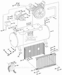 Campbell Hausfeld Ci103129hpms Parts Diagram For Air