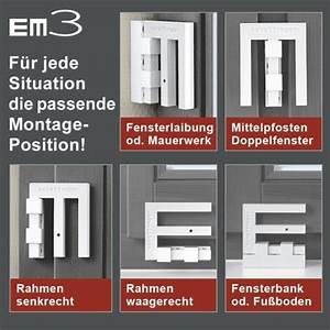 Fenster Einbruchschutz Nachrüsten : riegel einbruchschutz zum nachr sten f r fenster mit em3 schutzriegel ~ Orissabook.com Haus und Dekorationen
