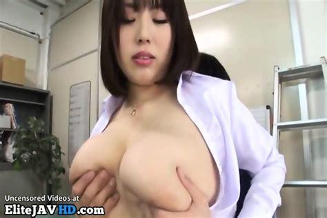 Japanese Huge Boobs Milf Has Sex In Office Eporner