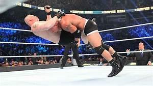 ¿Que esperar del Brock Lesnar vs Goldberg en Wrestlemania ...